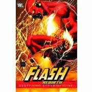 Flash Rebirth Paperback
