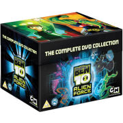 Ben 10 Alien Force Box Set