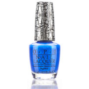 OPI Blue Shatter Top Coat (15ml)