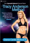 The Tracy Anderson Method: Dance Cardio Workout II