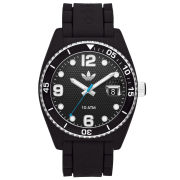 adidas Brisbane Silicone Watch - Black