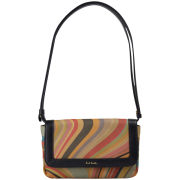 Paul Smith Accessories Women's Small Cross Body Bag - Multi Swirl