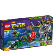 LEGO Ninja Turtles [TM]: T-Rawket Sky Strike (79120)