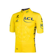 Le Coq Sportif Children's Tour de France Leaders Official Jersey - Yellow
