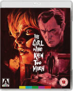 The Girl Who Knew Too Much (Includes DVD)