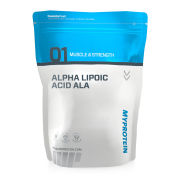 Ácido alfa lipoico (ALA)
