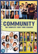 Community - Seasons 1-4 (Includes UltraViolet Copy)
