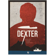 Dexter - Limited Signed and Numbered Giclee Print