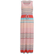 Brave Soul Women's Candy Maxi Dress - Blue