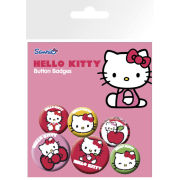 Hello Kitty Classic - Badge Pack