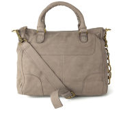 Liebeskind Women's Noelle Nubuck Leather Tote Bag - Mouse Grey