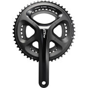 Shimano 105 FC-5800 Compact Bicycle Chainset - Black