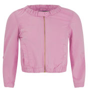 Brave Soul Women's Candy Lightweight Jacket - Pink
