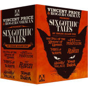Vincent Price and Roger Corman's: Six Gothic Tales