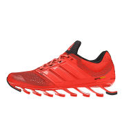 adidas Men's Springblade Drive Running Shoes - Solar Red/Black/Solar Red