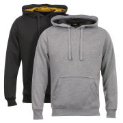 Brave Soul Men's 2-Pack Hoodies - Grey/Charcoal