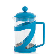 Cook In Colour 6 Cup Cafetiere - Blue