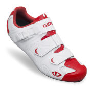 Giro Trans Road Cycling Shoes - White/Red