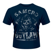 Sons Of Anarchy Men's T-Shirt - Outlaw