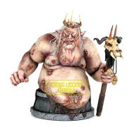 Gentle Giant The Hobbit Goblin King Mini Bust