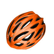 Ranking Nest Cycle Helmet - Matt Orange