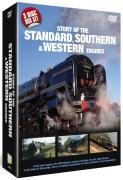 Story of the Standard Southern and Western Engines