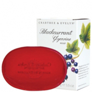 Crabtree & Evelyn Blackcurrant Glycerine Soap (100G)
