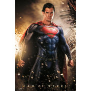 Superman Man of Steel Explosion - Maxi Poster - 61 x 91.5cm