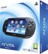 PS Vita (Wi-Fi Enabled) - Grade A Refurb