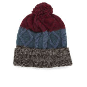 Paul Smith Accessories Men's Twisted Cable Hat - Multi