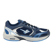Gola Men's Chena Trainers - Navy/Silver/Blue