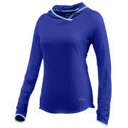Saucony Women's Transition Hoody - Twilight/Oxygen