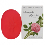 Crabtree & Evelyn Rosewater Glycerine Soap (100G)