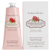 Crabtree & Evelyn Pomegranate, Argan & Grapeseed Hand Therapy (100G)