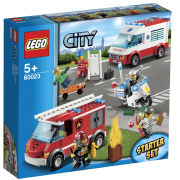 LEGO City: Town: City Starter Set (60023)
