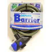 Oxford Barrier Cycle Cable 15mmx1.2m