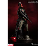 Sideshow Collectables Marvel Red Skull Marvel 21 Inch Premium Figure
