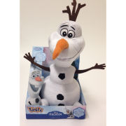 Disney Frozen Tickle Me Olaf Plush