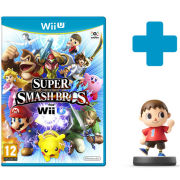 Super Smash Bros. for Wii U + Villager No.9 amiibo