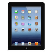 Apple New iPad 4th Generation - 16GB Wi-Fi Tablet in Black (MD510B/A)