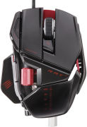 Mad Catz: R.A.T. 7 Mouse - Gloss Black