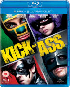 Kick-Ass (Includes UltraViolet Copy)