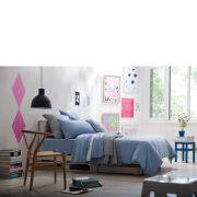 Sheridan Reilly Duvet Cover - Chambray