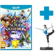 Super Smash Bros. for Wii U + Wii Fit Trainer No.8 amiibo
