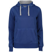 Brave Soul Women's Sofia Hooded Sweat - Blue