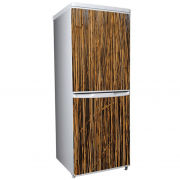 Reeds Two-Door Fridge or Freezer Vinyl Wrap