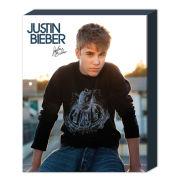 Justin Bieber Rooftop - 50 x 40cm Canvas