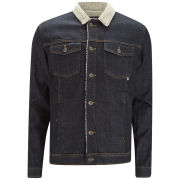 WeSC Men's Hook Denim Jacket - Raw
