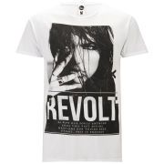 Nena & Pasadena Men's Revolt T-Shirt - White