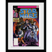 Star Wars Comic Group - 30x40 Collector Prints